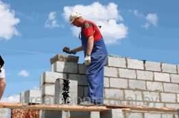 каменщик, работать каменщиком, строитель, работать в Польше