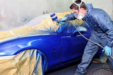 лакерник, работать в Польше лакерником, покраска машин