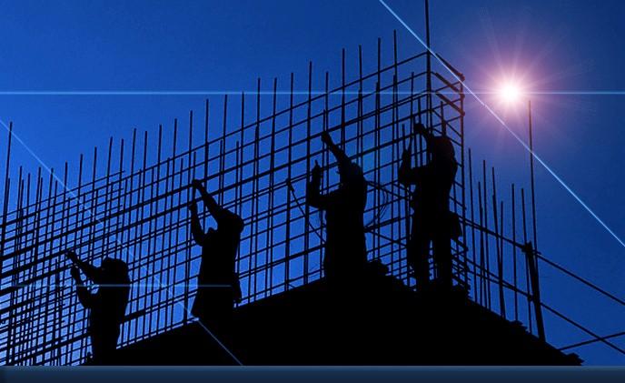 строитель, арматурщик, бетонщик, строитель в Польшу