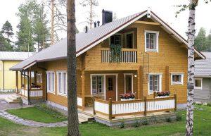 Cala Polska, строитель, строить финские домики, маляр, помощник на стройке
