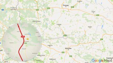 маршрут в Польше