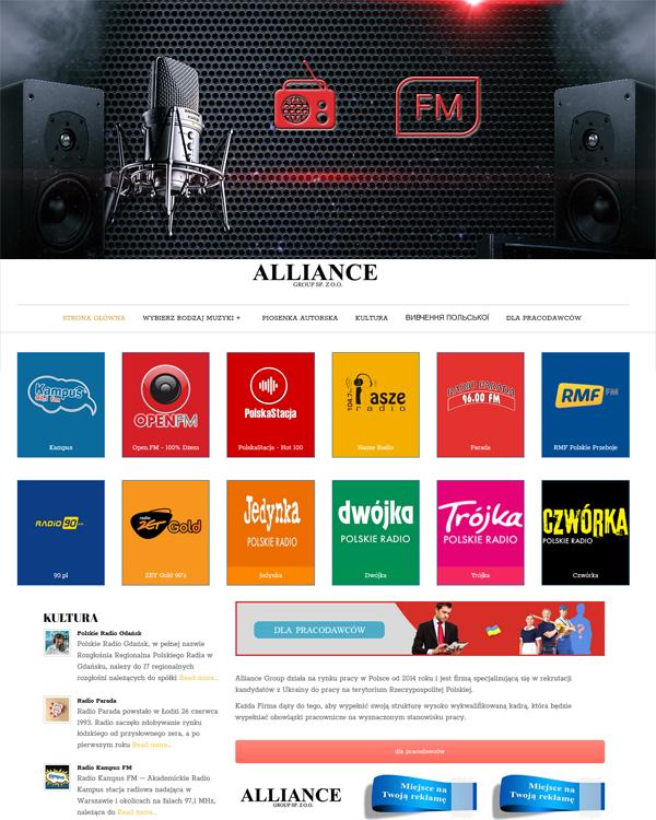 Польское радио