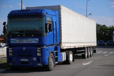 2562, работать в Польше дальнобойщиком, водитель С+Е