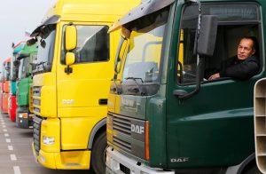 3586, водитель, водитель категории С+Е, С+Е, работать в Польше дальнобойщиком