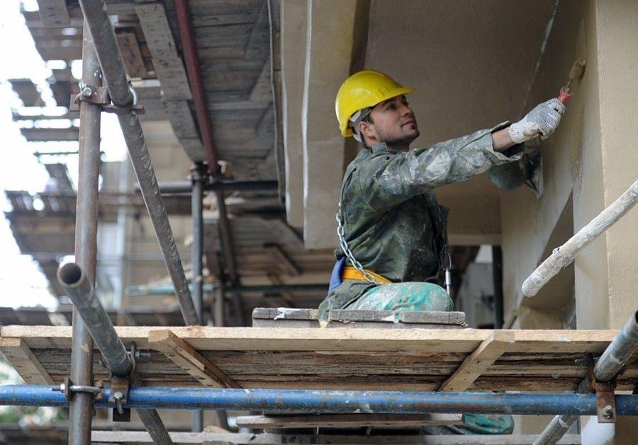 3509, работать на фасадах, фасадчик, утеплять фасады, Познань, работать в Польше строителем