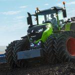 2619, фермер, работа на тракторе, тракторист, фермер в Польшу