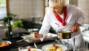 помощь по кухне